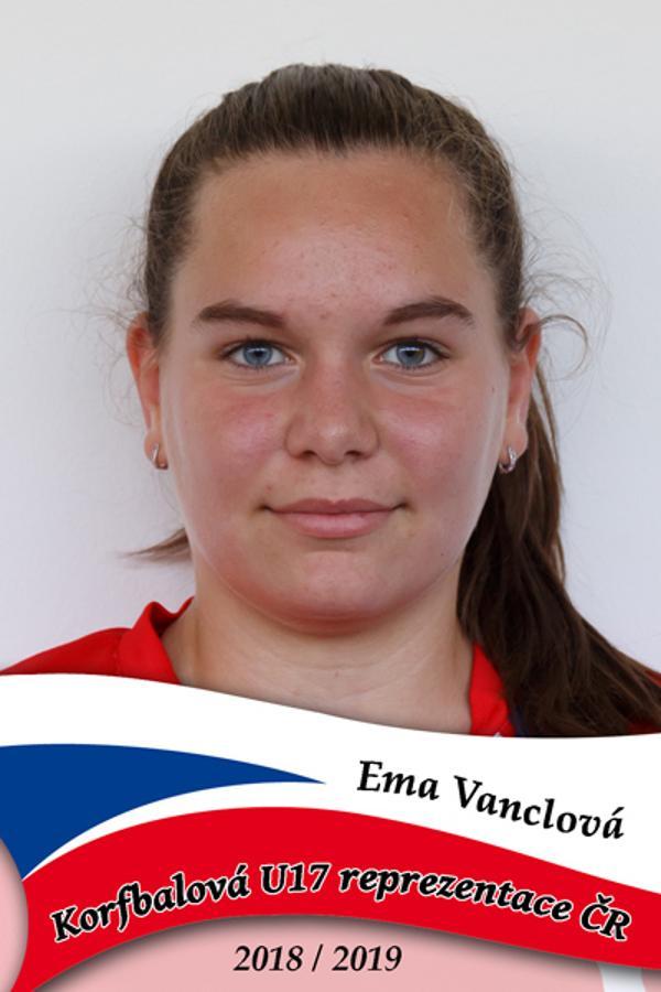 Ema Vanclová